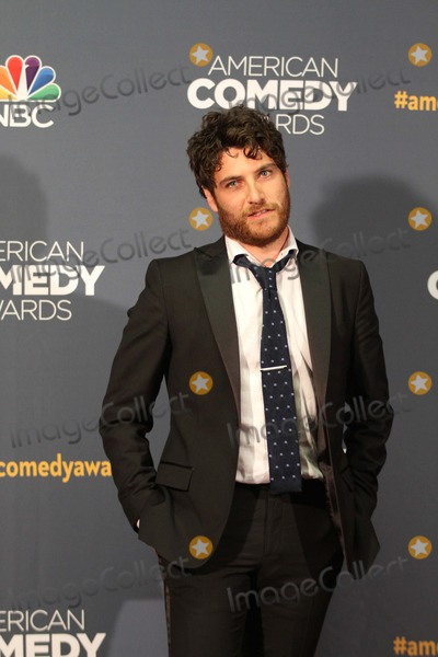 Adam Pally Photo - American Comedy Awards Held at the Hammerstein Ballroom in Manhattan Bruce Cotler 2014 Press Room Adam Pally Photos Embargoed Until May 8,