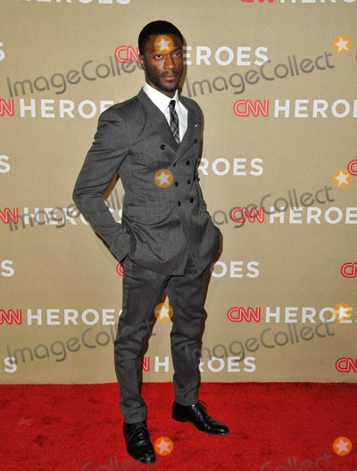 Aldis Hodge, CNN Heroes, Aldis Hodges Photo - Aldis Hodge attending the Cnn Heroes: All Star Tribute Held at the Shrine Auditorium in Los Angeles, California on December 2, 2012 Photo by: D. Long- Globe Photos Inc.