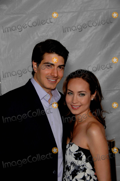 Brandon Routh, Courtney Ford, Grauman's Chinese Theatre Photo - Brandon Routh and Courtney Ford During the Premiere of the New Movie From Paramount Pictures the Lovely Bones, Held at Grauman's Chinese Theatre, on December 7, 2009, in Los Angeles. Photo: Michael Germana - Globe Photos, Inc. 2009