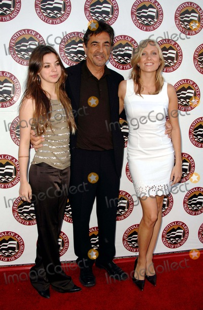 Joe Mantegna, Alexis Peters, Joe Corré, Peter André Photo - Festival of the Arts / Pageant of the Masters Gala in Laguna Beach, CA 08-25-2007 Image: Gina Mantegna & Joe Mantegna & Alexis Peters Photo: Scott Kirkland / Globe Photos