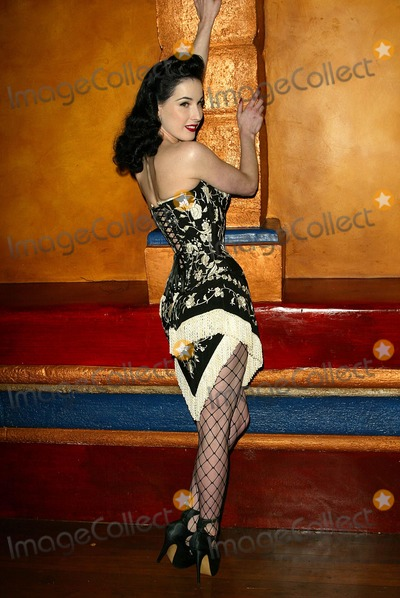 Photos And Pictures Dita Von Teese Playboy December Covergirl