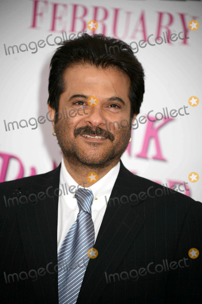 """Anish Kapoor, Pink, PINK PANTHER Photo - """"The Pink Panther 2""""-world Premiere Ziegfeld Theater, NYC February 3, 09 Photos by Sonia Moskowitz, Globe Photos Inc 2009 Anish Kapoor"""