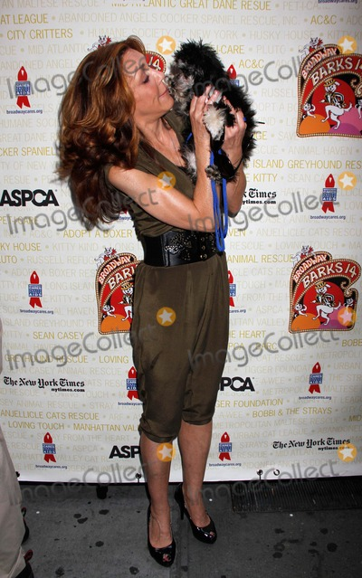 Andrea McArdle Photo - Andrea Mcardle attends the Broadway Barks 14th Annual Animal Adoption Event in Shubert Alley in New York on July 14, 2012. Upi /Laura Cavanaugh
