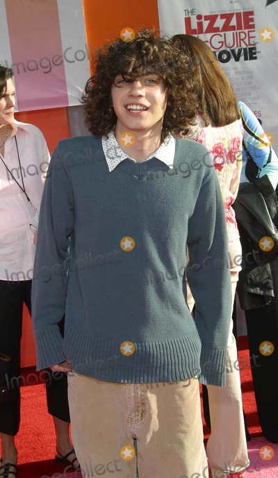 Adam Lamberg Photo - Adam Lamberg - the Lizzie Mcguire Movie - Premiere - El Capitan Theater, Hollywood, CA - April 26, 2003 - Photo by Nina Prommer/Globe Photos Inc2003