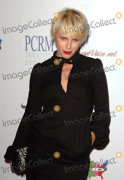 Aria Crescendo Photo - Aria Crescendo attends the Art of Compassion (Pcrm) 25th Anniversary Gala Held at the Lot in West Hollywood, CA. 04-10-10 Photo by: D. Long- Globe Photos Inc. 2010