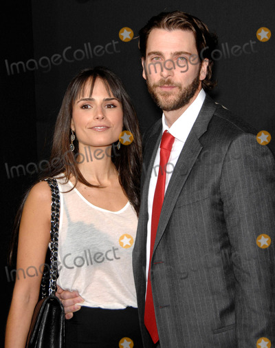 Jordana Brewster, Andrew Form, Grauman's Chinese Theatre Photo - Jordana Brewster and Andrew Form During the Premiere of the New Movie From New Line Cinema Friday the 13th, Held at Grauman's Chinese Theatre, on February 9, 2009, in Los Angeles. Photo: Michael Germana - Globe Photos