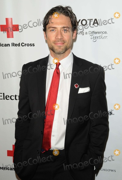ADAM RAYNER Photo - Adam Rayner attending the American Red Cross Annual Red Tie Affair Held at the Fairmont Miramar Hotel in Santa Monica, California on 4/9/11 Photo by: D. Long- Globe Photos Inc.