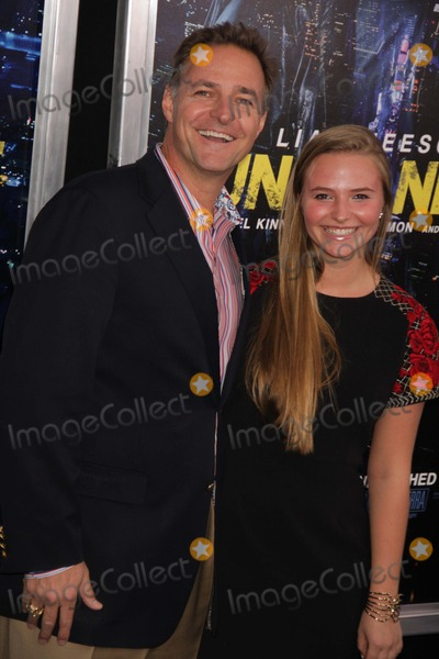 Al Leiter Photo - AL Leiter and Daughter at NY Premiere of ''Run All Night'' at Amc Lincoln Square 3-9-2015 John Barrett/Globe Photos
