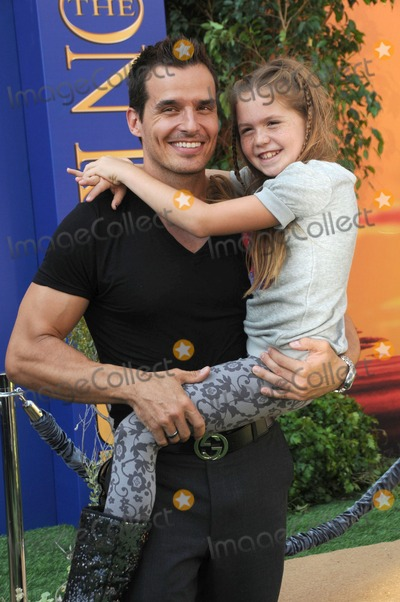 "Antonio Sabato Jr., Antonio Sabato, Jr. Photo - Antonio Sabato Jr. attending the Los Angeles Premiere of ""the Lion King 3d"" Held at the El Capitan Theatre in Hollywood, California on 8/27/11 Photo by: D. Long- Globe Photos Inc."