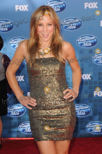 Photo - Becky Bailey attending the  2011 American Idol Finale Arrivals Held at the Nokia Theater in Los Angeles, California on 5/25/11photo by: D. Long- Globe Photos Inc.  2011
