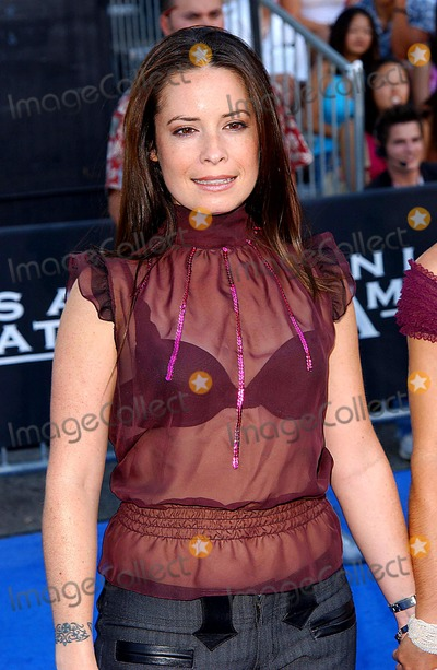 All became holly marie combs see through good