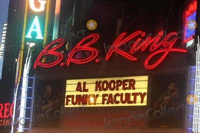 B B King, B. B. King, B.B. King, Al Kooper, BB KING, King Sunny Adé Photo - AL Kooper Performing at B.b. King's House of Blues, New York City 10-02-2007 Photo by Mark Kasner-Globe Photos