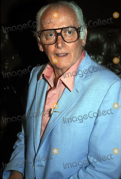 Art Carney Photo - Art Carney Photo:adam Scull/rangefinders/ Globe Photos Inc. 1985 Artcarneyretro