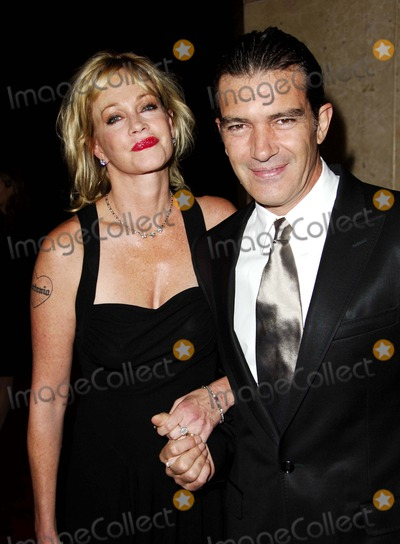 Antonio Banderas, Melanie Griffith, Melanie Griffiths Photo - K49339MGE