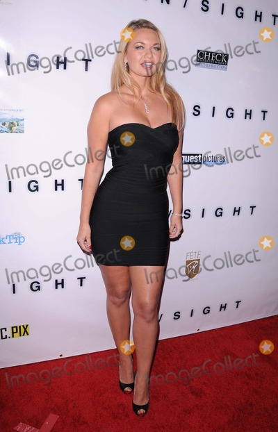 """Angeline-Rose Troy Photo - """"Insight"""" Pre-release Party at Cafe Entourage in Hollywood, CA 9/1/11 Photo by Scott Kirkland-Globe Photos   2011 Angeline-rose Troy"""