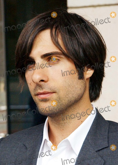 "Jason Schwartzman Photo - New York Film Festival Press Conference. For ""Darjeeling Limited"". Walter Reade Theater, NYC. 09-27-2007 Photo by Ken Babolcsay-ipol-Globe Photos, Inc. 2007 Jason Schwartzman"