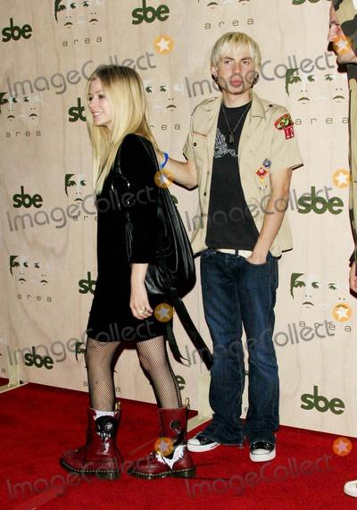 Avril Lavigne Photo - Avril Lavigne - Area - New Nightclub Opening, Los Angeles, California - 09-28-2006 - Photo by Nina Prommer/Globe Photos, Inc 2006