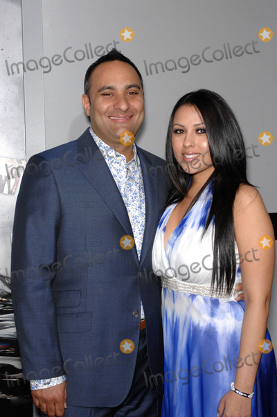 Russell Peters Photo - Russell Peters and Monica Diaz During the Premiere of the New Movie From Summit Entertainment Source Code, Held at the Arclight Cinerama Dome, on March 28, 2011, in Los Angeles. photo: Michael Germana - Globe Photos, Inc.