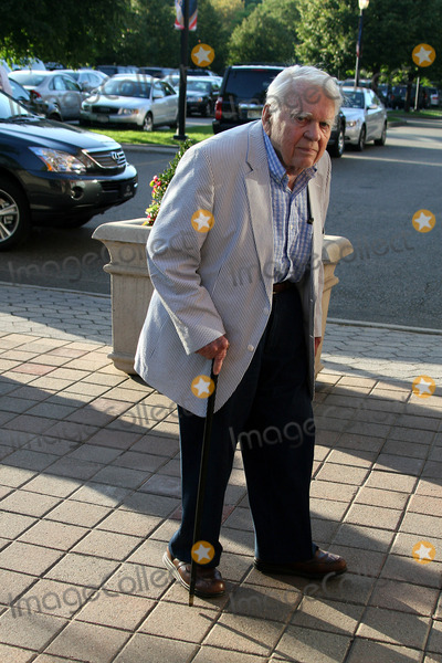 Andy Rooney, Rooney Photo - -26-08 Andy Rooney-exclusive at Us Open Tennis Photos by John Barrett-Globe Photos,inc