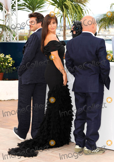 "Alessio Boni, Monica Bellucci Photo - 2008 Cannes Film Festival ""Une Histoire Italienne"" Photocall at Palais Des Festivals Cannes, France 05-19-2008 Photo by Adam Lewis-richfoto-Globe Photos, Inc. Monica Bellucci and Alessio Boni"