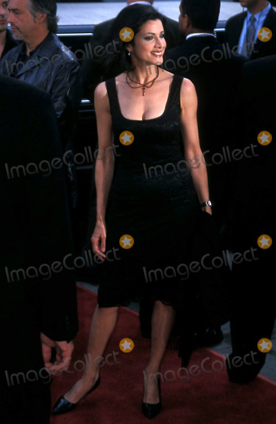 John B, Saundra Santiago Photo - Once Upon a Time in Mexico Premiere at the Loews Lincoln Square, New York City 09/07/2003 Photo: John B Zissel/ Ipol/Globe Photos Inc. 2003 Saundra Santiago