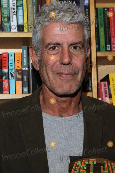 Anthony Bourdain Photo - Acclaimed Chef, Writer and Television Personality, Anthony Bourdain, and Joel Rose (Kill the Poor) Return For the Follow-up to Their #1 New York Times Bestseller Get Jiro!