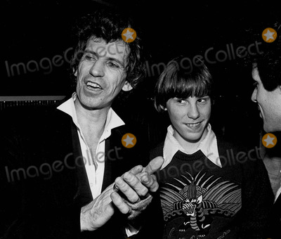 Photos and Pictures - Keith Richards of Rolling Stones ...