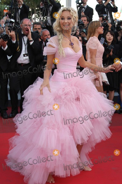 Adriana Karembeu Photo - Adriana Karembeu Model attends the Red Carpet Arrivals For the Beaver Premiere at the 2011 Cannes Film Festival the 64th Cannes Film Festival in Cannes, France May 17, 2011photo by David gadd-allstar-globe Photos, Inc.