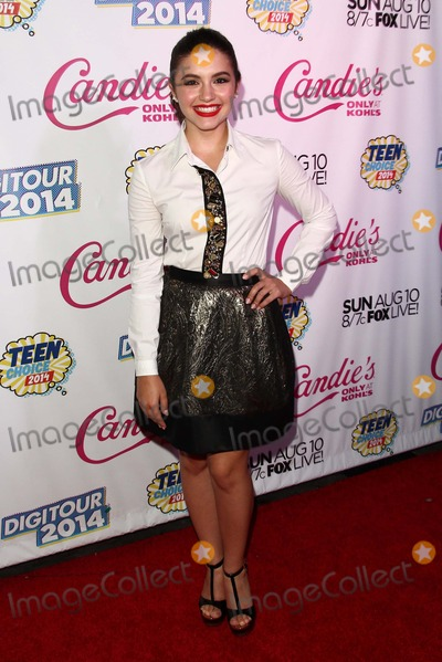 Ana Golja Photo - Ana Golja attends Candie's Presents the Official Pre-party For Teen Choice on August 9th 2014 at the Gibson Showroom in Beverly Hills,california.usa. Photo :tleopold/Globephotos