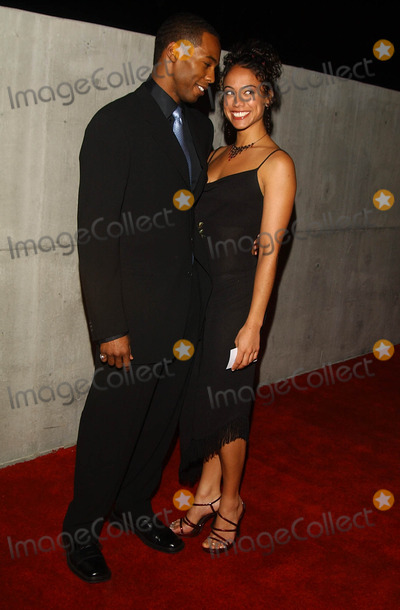 Anthony Montgomery, Daya Vaidya Photo - :10th Annual Movie Guide Awards Skirball Cultural Center, LA, CA 03/20/2002 Photo by Amy Graves/Globe Photos,inc.2002 (D) Anthony Montgomery and Daya Vaidya