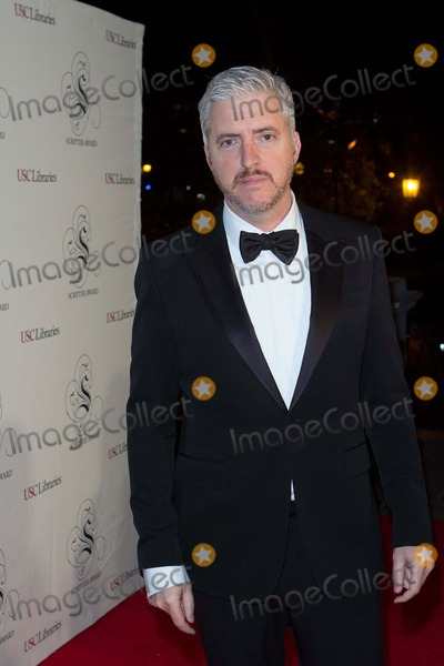 Doheny, Anthony McCarten Photo - Anthony Mccarten attends the Usc Libraries Twenty-seventh Annual Scripter Awards Held at the Edward L. Doheny Jr. Memorial Library Usc on January 31st. 2015 in Los Angeles,california. Usa.photo:tleopold/Globephotos