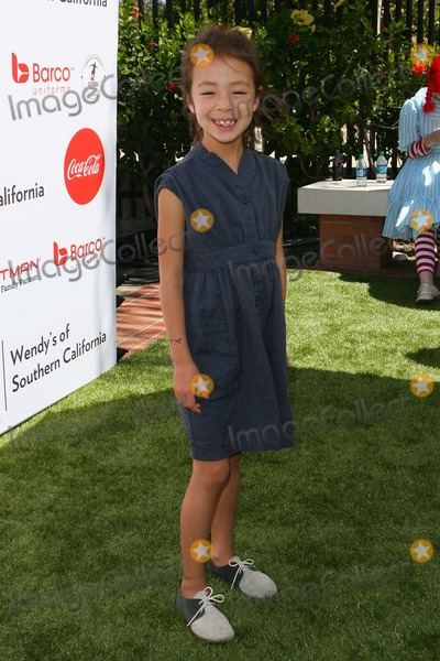 Dave Thomas, Aubrey Anderson-Emmons, Aubrey Anderson Photo - Aubrey Anderson-emmons attends Kickball For a Home - Celebrity Challenge Presented by Dave Thomas Foundation For Adoption on August 16th 2014 at Usc - Cromwell Field in Los Angeles,california. USA. Photo :tleopold/Globephotos
