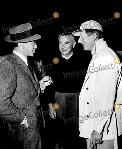 Frank Sinatra, Charles Vidor, Danny Kaye Photo - Frank Sinatra with Danny Kaye and Director Charles Vidor Photo by Globe Photos, Inc.