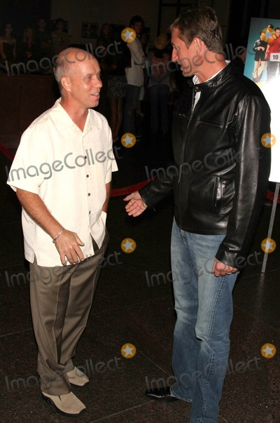 Scott Hamilton, Wayne Gretzky Photo - Premiere Dirty Deeds, Dga Theater, Los Angeles, CA. (08/23/05) Photo by Milan Ryba/Globe Photos, Inc.2005 Scott Hamilton and Wayne Gretzky