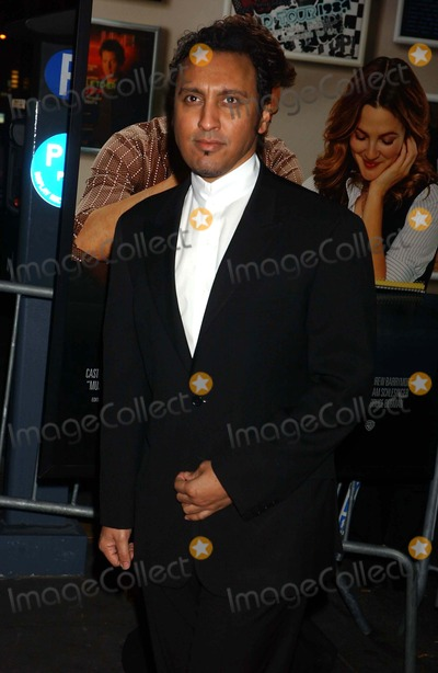 Aasif Mandvi, Lyric Photo - Premiere of Music and Lyrics at the Ziegfeld Theater in New York City on 02-12-2007 Photo by Ken Babolcsay-ipol-Globe Photos Aasif Mandvi