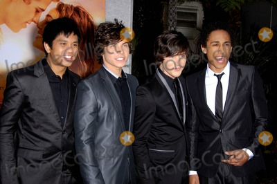 Allstar Weekend Photo - Allstar Weekend During the Premiere of the New Movie From Touchstone Pictures, the Last Song, Held at Arclight Hollywood Cinema, on March 25, 2010, in Los Angeles. Photo: Michael Germana - Globe Photos, Inc. 2010