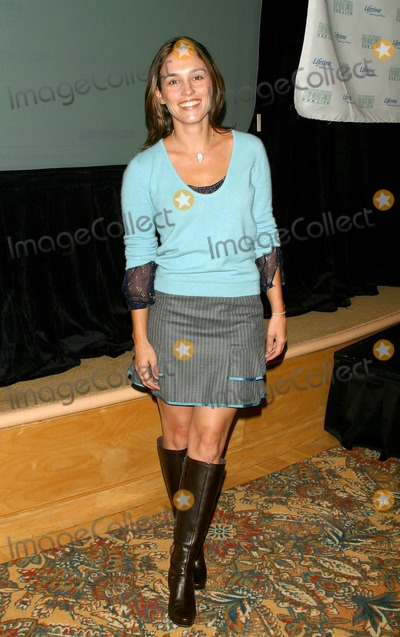 "Amy Jo Johnson Photo - - ""Celebrity Talking Dictionary"" to Empower Women with Breast Cancer - Regent Beverly Wilshire Hotel, Beverly Hills, CA - 09/30/2003 - Photo by Milan Ryba / Globe Photos Inc. 2003 Amy Jo Johnson"