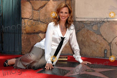 "Marlee Matlin Photo - ""Marlee Matlin"" Honored with Star on the Hollywood Walk of Fame Hollywood Blvd, Hollywood, CA 05/06/09 Marlee Matlin Photo: Clinton H. Wallace-photomundo-Globe Photos Inc"