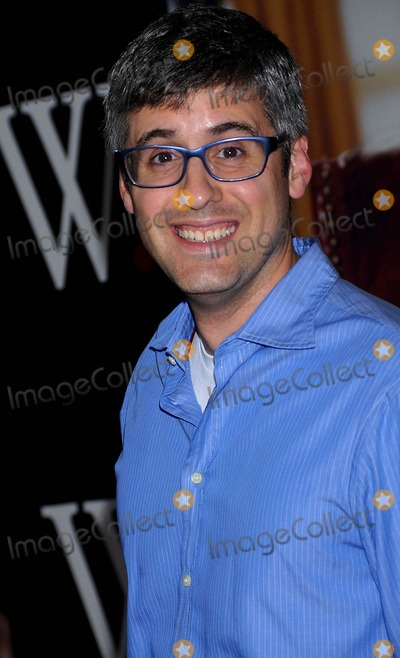 "Mo Rocca Photo - World Premiere of ""W"" . Ziegfeld Theater., NYC. 10-14-2008 Photo by Ken Babolcsay-ipol-Globe Photos 2008"