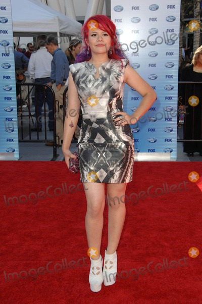 Allison Iraheta Photo - Allison Iraheta attending the American Idol 2010 Grand Finale Arrivals Held at the Nokia Theatre in Los Angeles, California May 26, 2010 Photo by: D. Long- Globe Photos Inc. 2010
