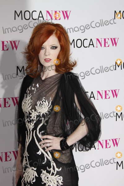 """Shirley Manson, Garbage Photo - Singer Shirley Manson (""""Garbage"""") Arrives at the Museum of Contemporary Art's Moca 30th Anniversary Gala at Moca Grand Avenue in Downtown Los Angeles, USA, on November 15th, 2009. Photo: Hubert Boesl"""
