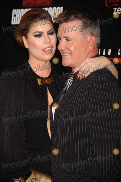 Alan Thicke Photo - Alan Thicke and Wife at U.s. Premiere Of''mission:impossible-ghost Protocol'' at Ziegfeld Theatre 12-19-2011 Photo by John Barrett/Globe Photos, Inc.