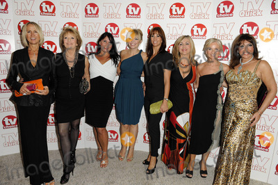 Andrea Mclean, Lesley Garrett, The Cast, Jane McDonald Photo - The Cast of Loose Women Tv Presenters 2009 Tv Quick and Tv Choice Awards at Dorchester Hotel in Park Lane , London , England 09-07-2009 Photo by Neil Tingle-allstar-Globe Photos, Inc. K63060alst Andrea Mclean , Jane Mcdonald and Lesley Garrett