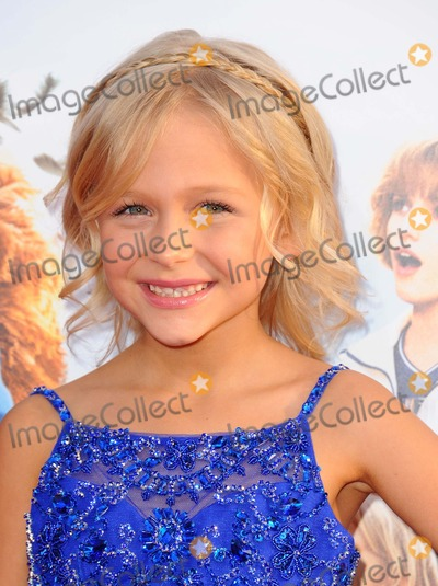 """TCL Chinese Theatre Photo - Alyvia Alyn Lind attending the Los Angeles Premiere of """"Blended"""" Held at the Tcl Chinese Theatre in Hollywood, California on May 21, 2014 Photo by: D. Long- Globe Photos Inc."""