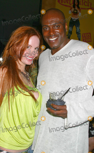 Lexington Steele Dennis Rodman Phoebe Price Photo Dennis Rodmans Rd Birthday Party Presented