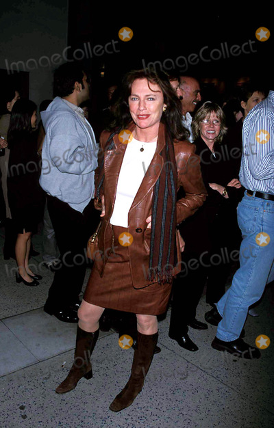 """Jacqueline Bisset, Jackie Bisset Photo - 4-24-2002 Play Opening: """" the Full Monty """" at the Ahmanson Theatre in LA ( Jacqueline ) Jackie Bisset Photo by: Milan Ryba-Globe Photos, Inc"""