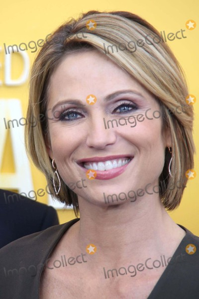 """Amy Robach Photo - Amy Robach attends the New York Premiere of """"He Named Me Malala"""" the Ziegfeld Theater, NYC September 24, 2015 Photos by Sonia Moskowitz, Globe Photos Inc"""