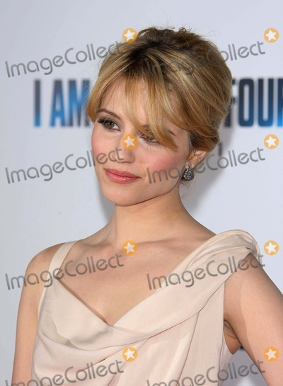 """DIANNA ARGON Photo - Dianna Argon Actress """"I Am Number Four"""" Los Angeles Premiere Held at the Villagetheatre, Westwood, CA. 02-09-2011 photo: Graham Whitby Boot-allstar - Globe Photos, Inc."""