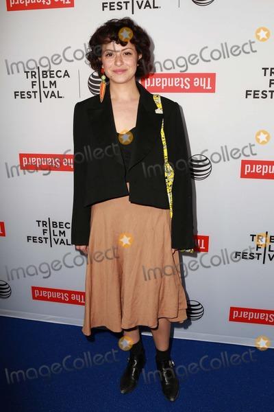Alia Shawkat, Alias Photo - Alia Shawkat attends the Tribeca Film Festival on March 23rd, 2015 at the Standard Hollywood in West Hollywood. California. Usa.photo:leopold/Globephotos