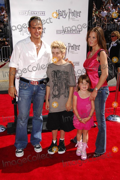 Antonio Sabato Jr., Antonio Sabato, Jr., Grauman's Chinese Theatre Photo - Antonio Sabato Jr. and family during the U.S. premiere of the new movie from Warner Bros. Pictures HARRY POTTER AND THE ORDER OF THE PHOENIX, held at Grauman's Chinese Theatre, on 07-08-2007, in Los Angeles.Photo by Michael Germana-Globe Photos, inc.2007K53745MG